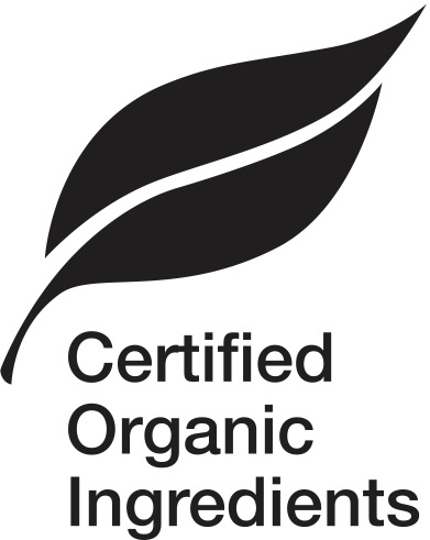 Biologisch gecertificeerde ingredienten