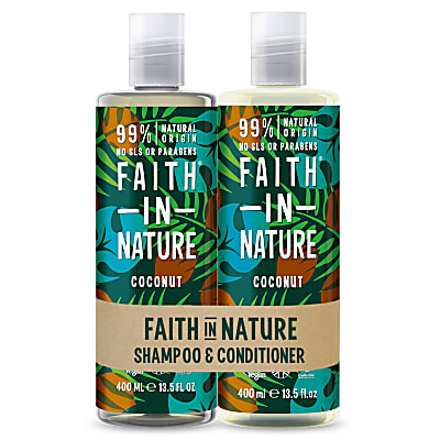 2 in 1 Pack  - Shampoo & Conditioner Kokos