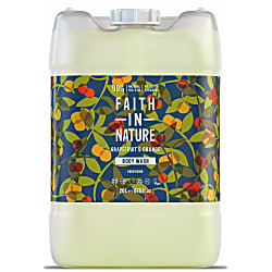 Faith in Nature Grapefruit & Sinaasappel Douchegel - 20L
