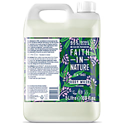Tea Tree Bad- en Douchegel 5L