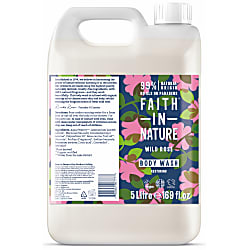 Faith in Nature Wild Rose Douchegel - 5L