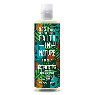 Kokosnoot Conditioner (alle haartypes)