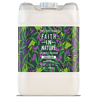Faith in Nature Lavendel & Geranium Conditioner - 20L