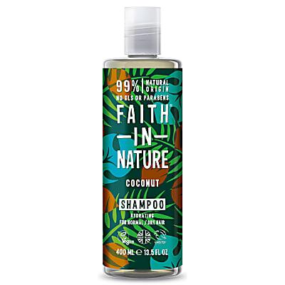 Kokosnoot Shampoo (voor alle haartypes)