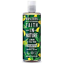Citroen & Tea Tree Shampoo (antiroos)