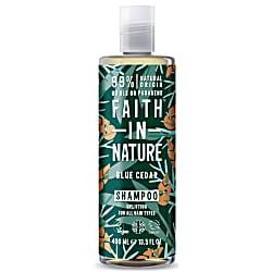 Men Blue Cedar Shampoo