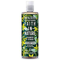 Zeewier & Citrus Shampoo (alle haartypes)