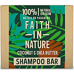 Kokosnoot & Sheaboter Shampoo Bar
